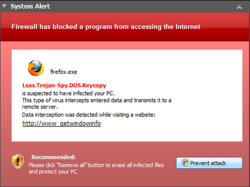how to remove system protector virus