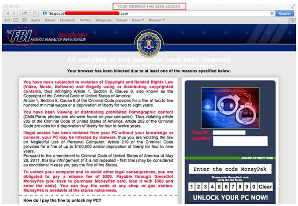 FBI-Your-browser-has-been-locked-virus