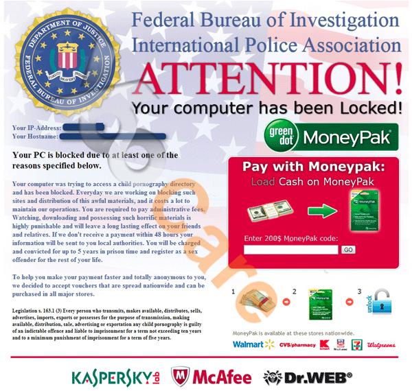 Federal bureau of investigation international police association