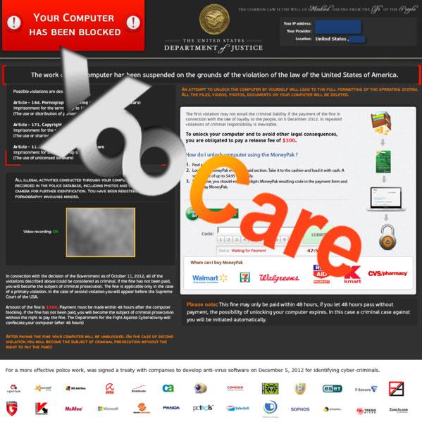 Your-Computer-has-been-locked!-Virus