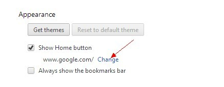 google-chrome-homepage