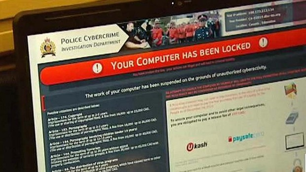 Malta Police Force virus