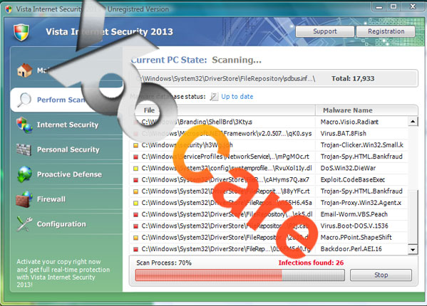Vista-Internet-Security-2013-Virus