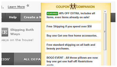 coupon companion