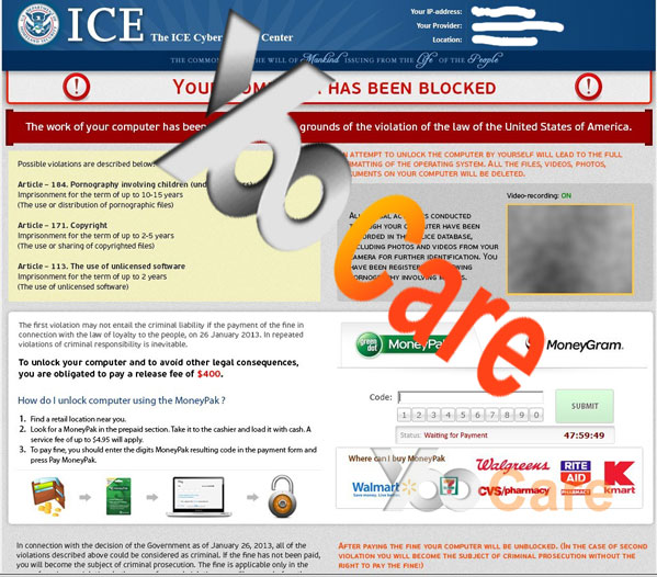 ICE-Cyber-Crimes-Center-Virus-Scam-Malware-$400