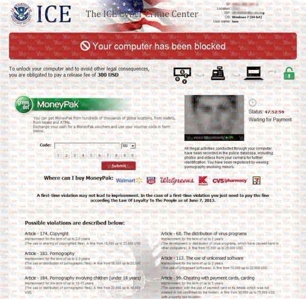 ICE-VIRUS