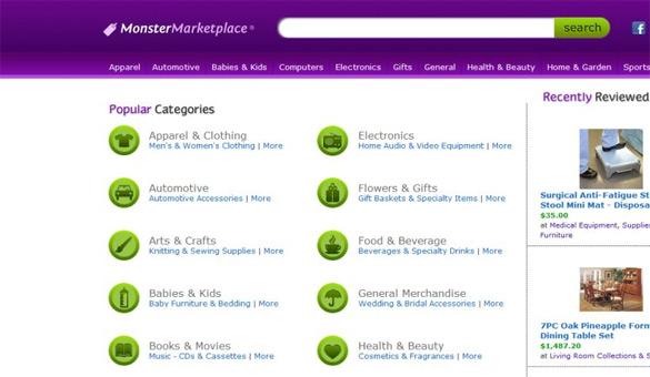 Monstermarketplace-Redirect-Virus
