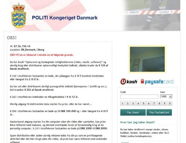 Politiet-Kongeriget-Danmark