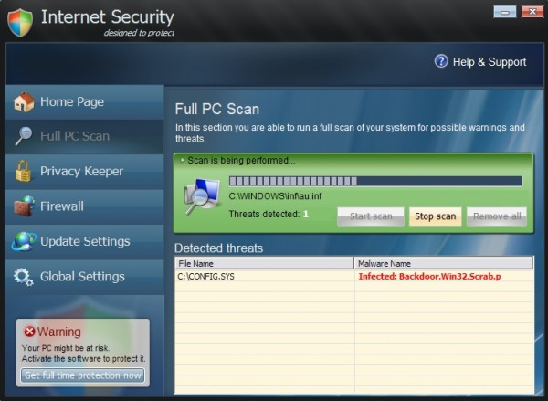 Internet-Security-2013-Virus