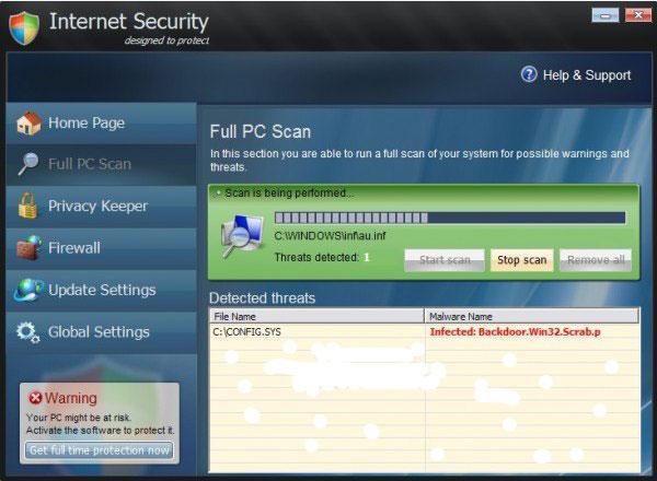 Internet-Security-2014-Virus
