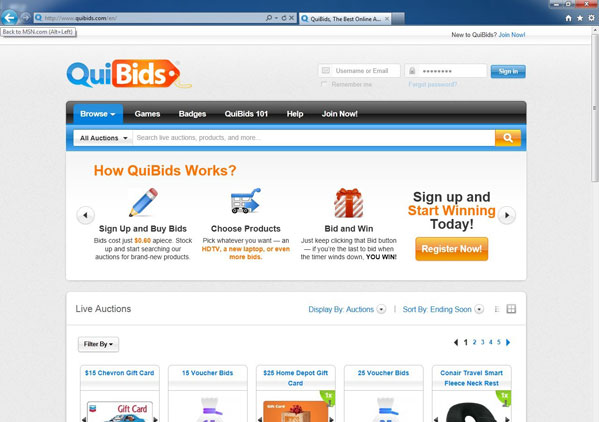 Quibids.com-Redirect