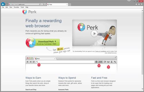 Search.perk.com-Redirect