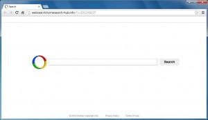 Websearch.homesearch-hub.info