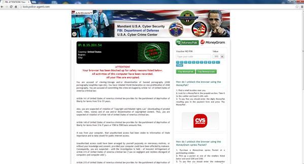 Fbi Virus Scam Locked Screen Remove Fbi Moneypak Virus