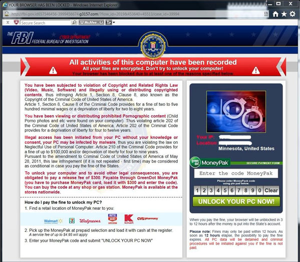 Your-Browser-Has-Been-Locked-FBI-Virus-On-Windows