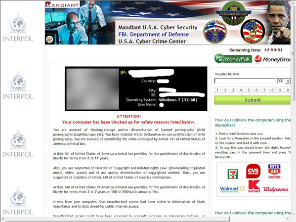 Mandiant-U.S.A-Cyber-Security-virus-scam