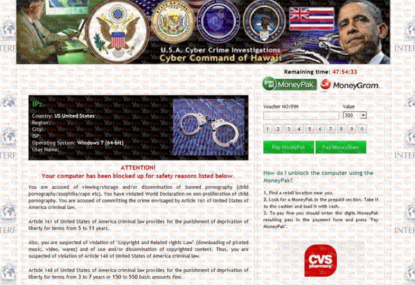 U.S.A.-Cyber-Crime-Investigations-Virus---Cyber-Command-of-Hawaii