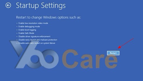 How to boot computer in safe mode with windows 8-3