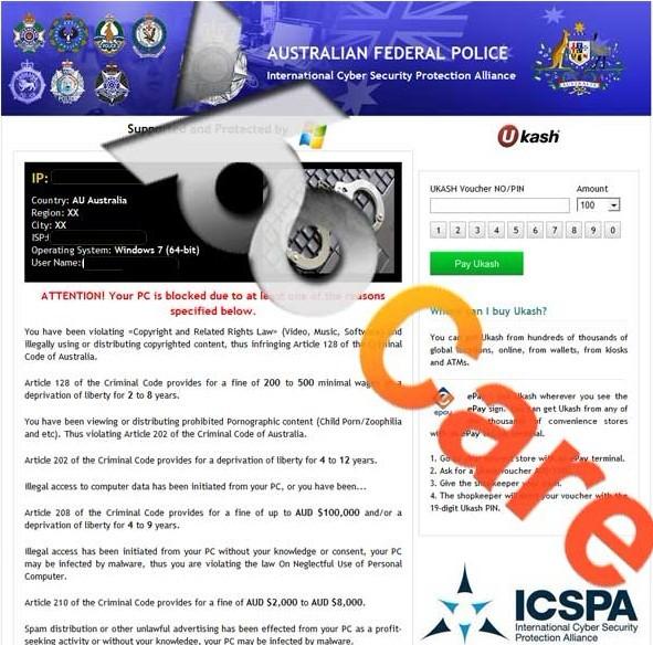 International-Cyber-Security-Protection-Alliance-Virus-Urausy-Australian-Federal-Police-Ukash-Virus