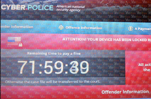 Cyber Police iTunes Gift Card Scam