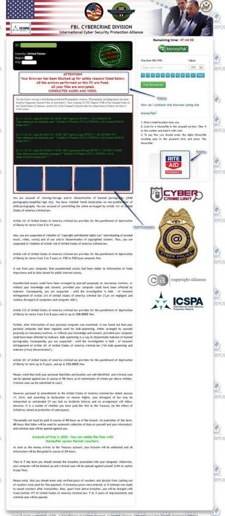 FBI-Virus