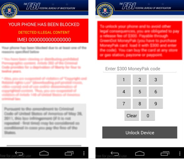 Remove Fbi Virus From Android Phone 2016 Yoosecurity