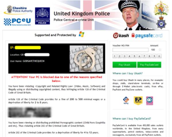 Cheshire Police Authority Virus Locked Android Phone ...