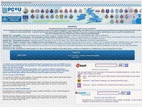 PCeU-Virus-Ukash-Scam-screen