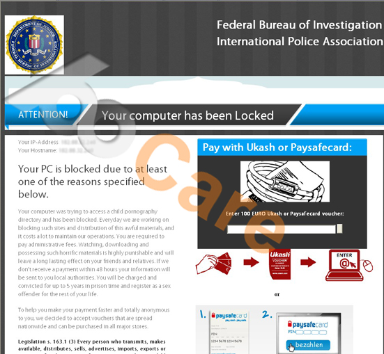 FBI-virus-computer-locked-asking-for-100-Euro-Ukash1
