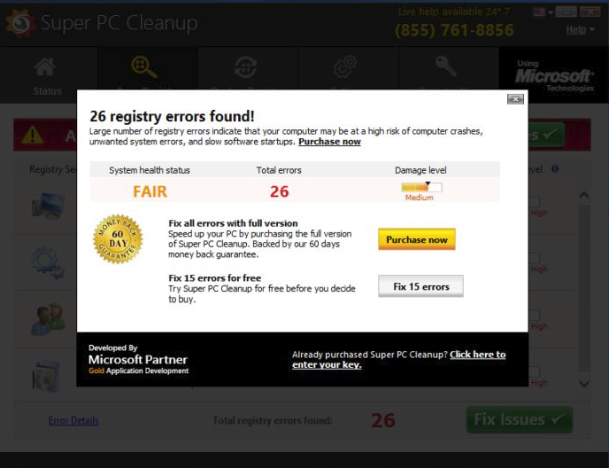 how to clean pc registry manually