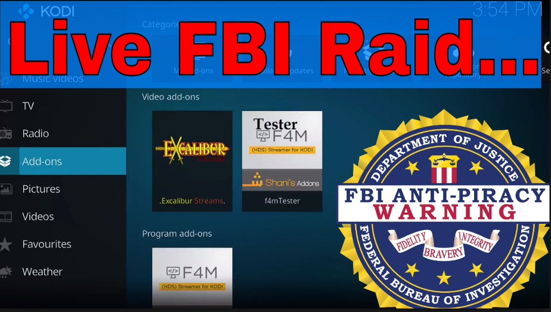 FBI Malware Locked My Kodi TV Box – How to Unlock
