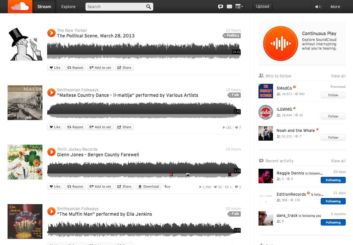 How do i download songs from soundcloud app
