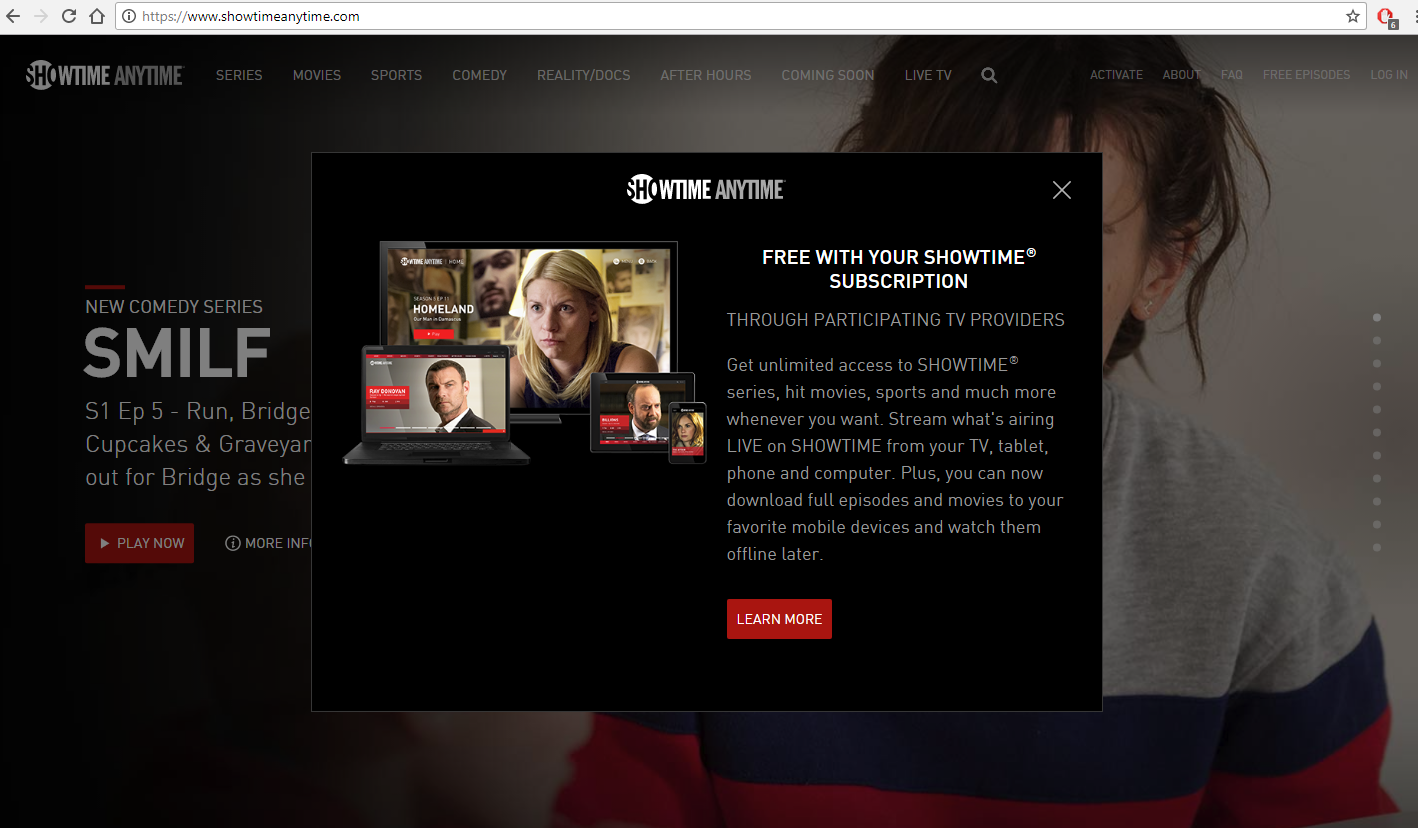 How to Watch SHOWTIME ANYTIME on Mac in China - YooSecurity