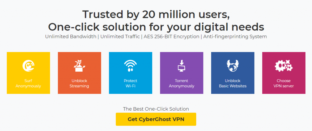 cyberghost coupon code 2019