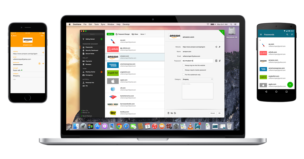 Dashlane Review 2019 - The Best Password Manager