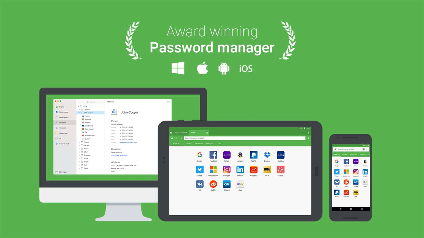 Best Password Managers for Mac 2018 - YooSecurity Removal Guides