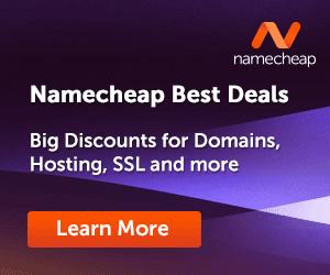 Namecheap Promo Code 2019
