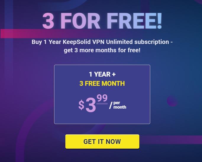 VPN Unlimited Lifetime Coupon & Deal: 94% Off Discount 2019