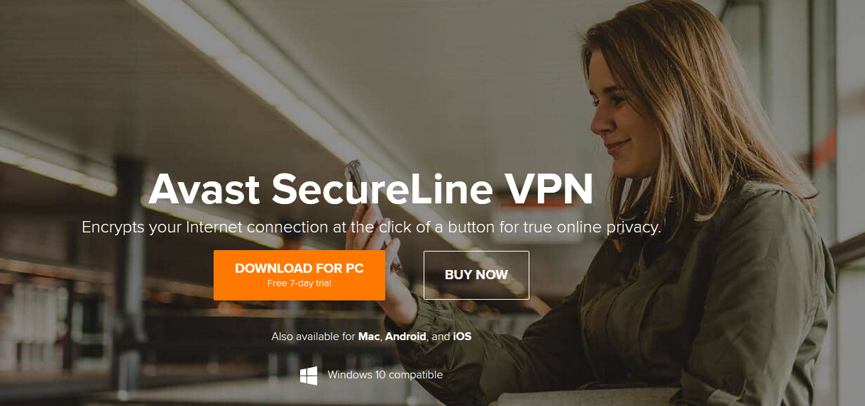 avast your internet service provider