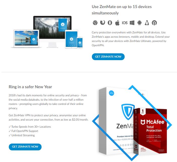 ZenMate Coupon Code 2019: Get 100% Valid Discount