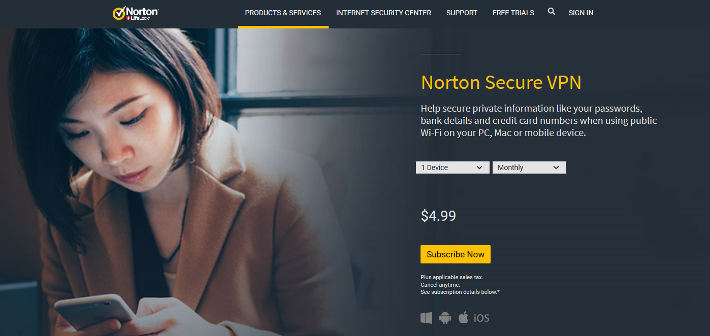 Norton Secure VPN Review 2019: Is It Reliable? - YooSecurity