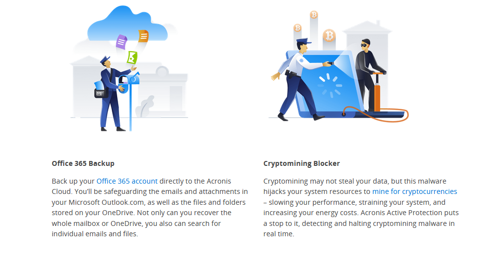 Acronis True Image 2019 Review: Best Online Backup Tool