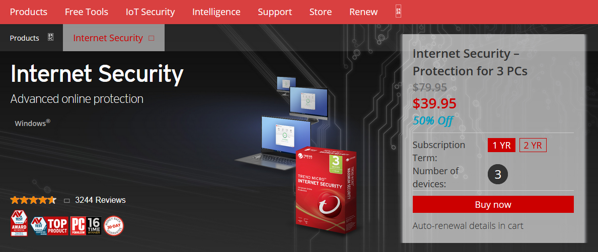 Trend Micro Promo Code: 50% off Coupon 2019 - YooSecurity