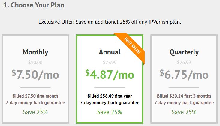 IPVanish Promo Code & Coupon: 100% Guaranteed Discount 2019