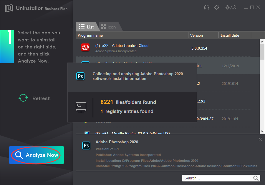 How To Uninstall Adobe Photoshop 2020 Yoosecurity Removal Guides